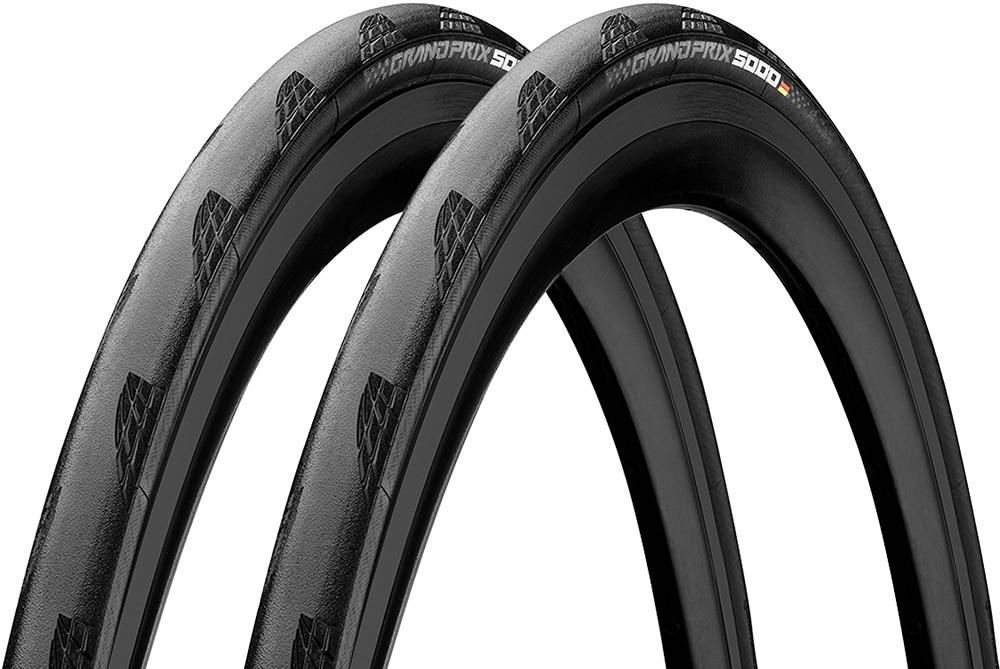 Continental Grand Prix GP 5000 700 x 23/25/28C Road Bike Clincher Foldable Tire / Box