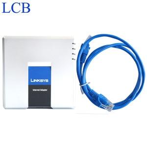 Image 5 - Entsperrt Linksys SIP IP Stimme System SPA3102 VoIP FAX Telefon Adapter Router Telefon Server Telefone Telefon System Freies Schiff