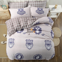 78 Football Wing Bedding Sets Queen Size Bed Linen Include Cover Bed Sheet Pillow Cases Reactive
