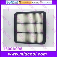 Free shipping High qulality Air Filter cabin filter 1500A098