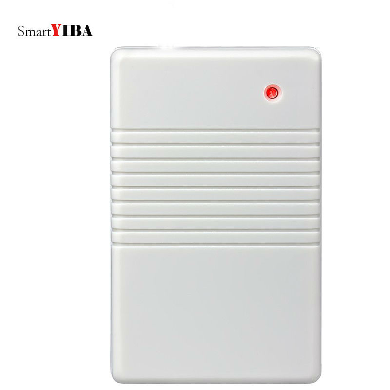 SmartYIBA 433Mhz Wireless Signal Repeater Stronger Signal Wireless Repeater For WIFI GSM Alarm System Enhance signal wireless 433mhz signal repeater rt 101 for 433mhz chuango alarm system and s4 alarm system