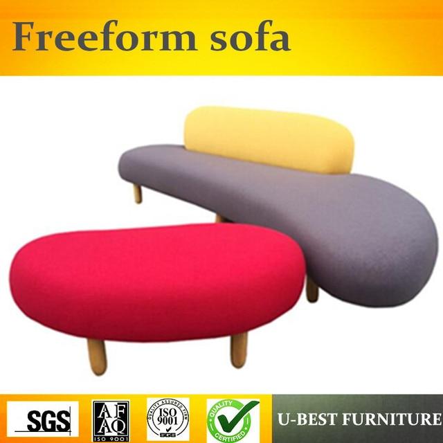 US $539.0 |U BEST New design office sofa set,salon office Waiting room  sofa, Modern office lounge sofa design-in Living Room Sofas from Furniture  on ...