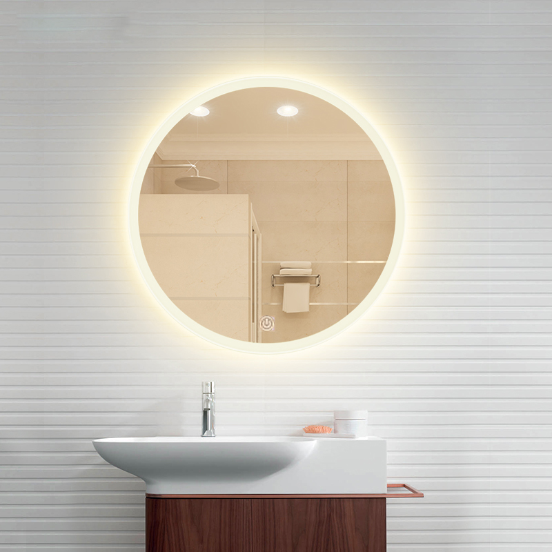 Bathroom Wall Sconce Round Dressing Room Led Mirror Light Bathroom Mirror Light Makeup Lamp Vanity Lighting Makeup Mirror Lamps 1