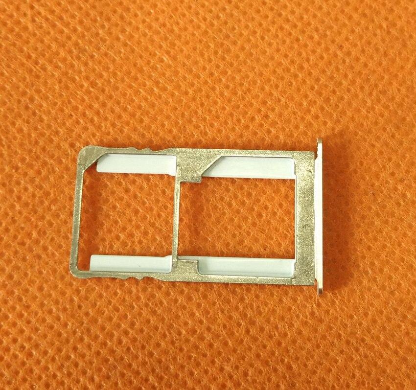 Verwendet Original-sim-kartenhalter Behälter Card Slot für DOOGEE SCHIEßEN 1 MTK6737T Quad Core 5,5 Zoll FHD Kostenloser versand