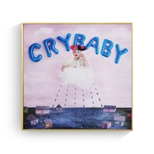 Melanie Martinez Cry Baby Posters and Prints Wall art Decorative Picture Canvas Painting For Living Room Home Decor Unframed