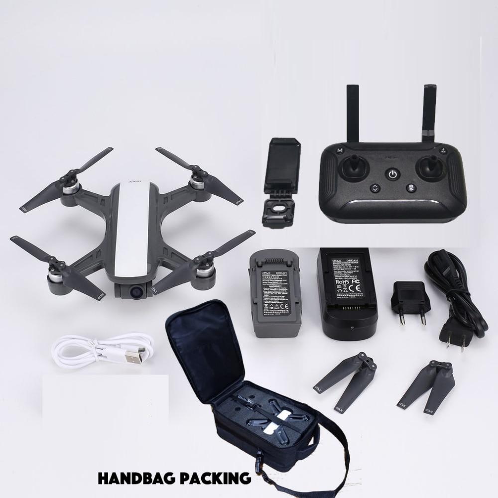CFLY Rêve GPS Drone RC Quacopter 1080 P HD Caméra 5G wifi FPV Longue Distance Transmission Suivre me mode circle vol