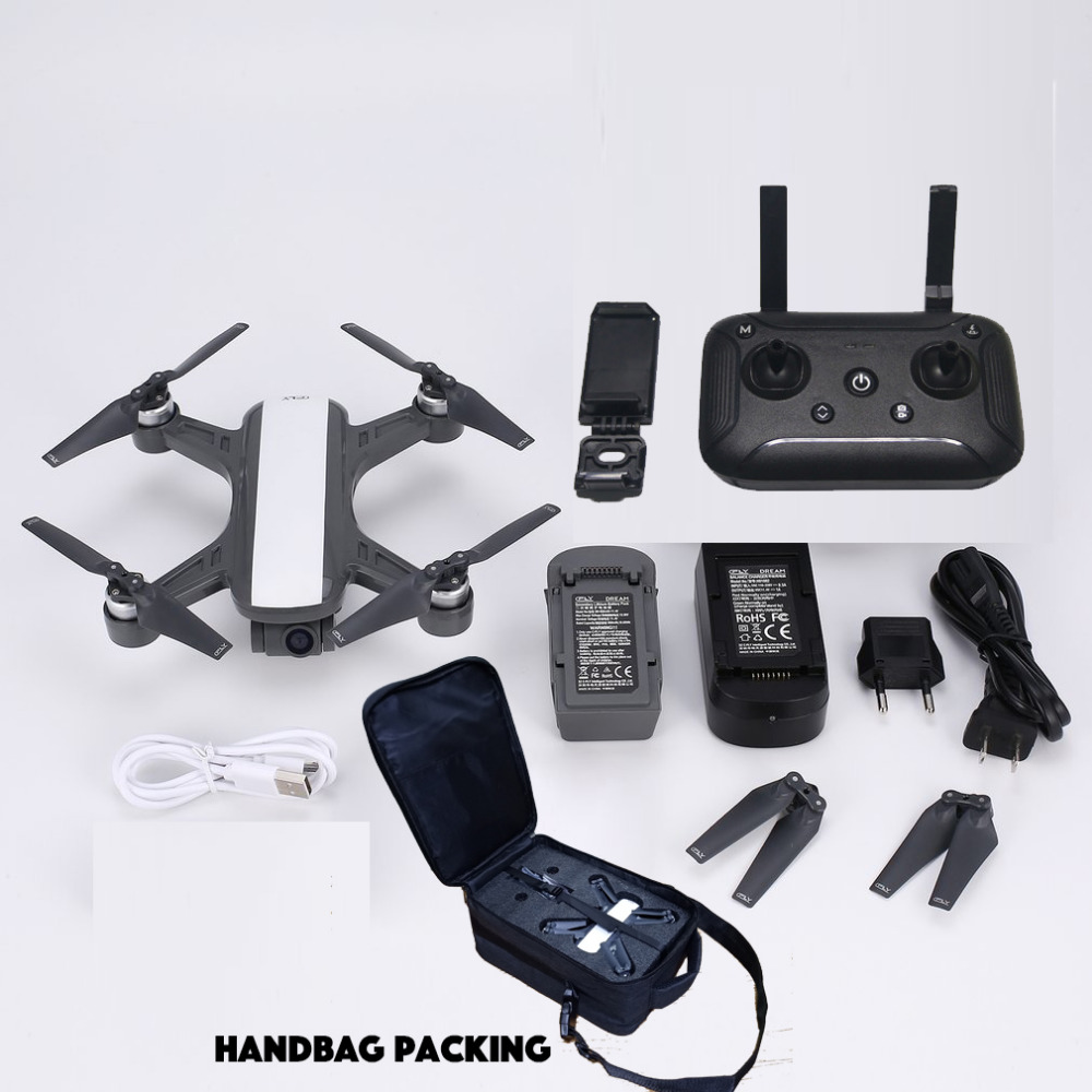 CFLY Sonho GPS Drone RC Quacopter 1080 P HD Camera 5G wifi FPV me Seguir o modo de Transmissão de Longa Distância círculo de vôo