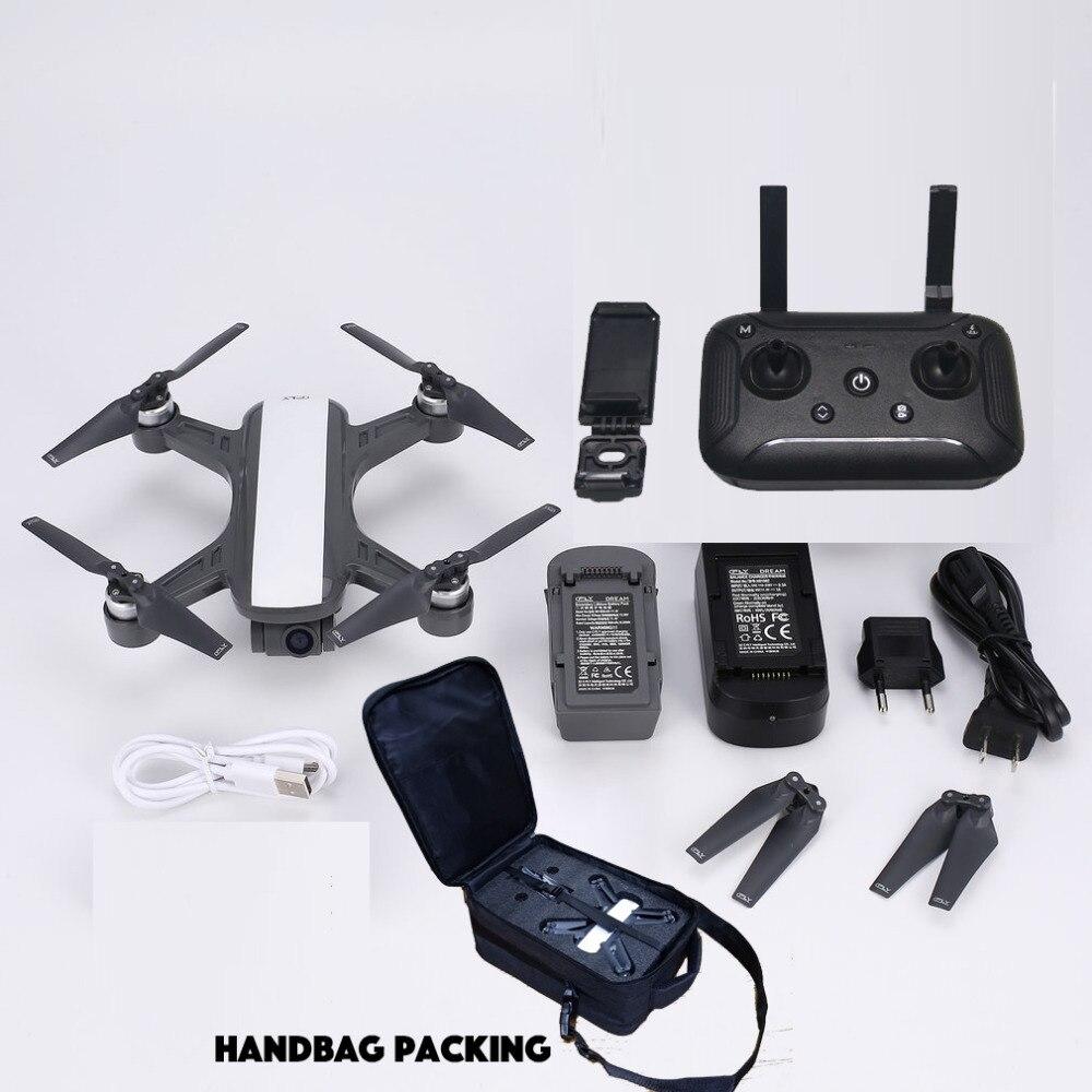CFLY rêve GPS Drone RC Quacopter 1080 P HD caméra 5G wifi FPV Transmission longue Distance suivez-moi mode cercle volant