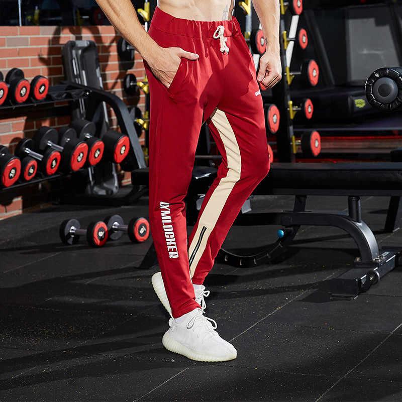Quần Tập Gym Quần Sọc Chạy Quần Chạy Bộ Nam Rashgard Thể Dục Huấn Luyện Chạy Quần Thể Hình Quần Cotton Quần Legging Nữ