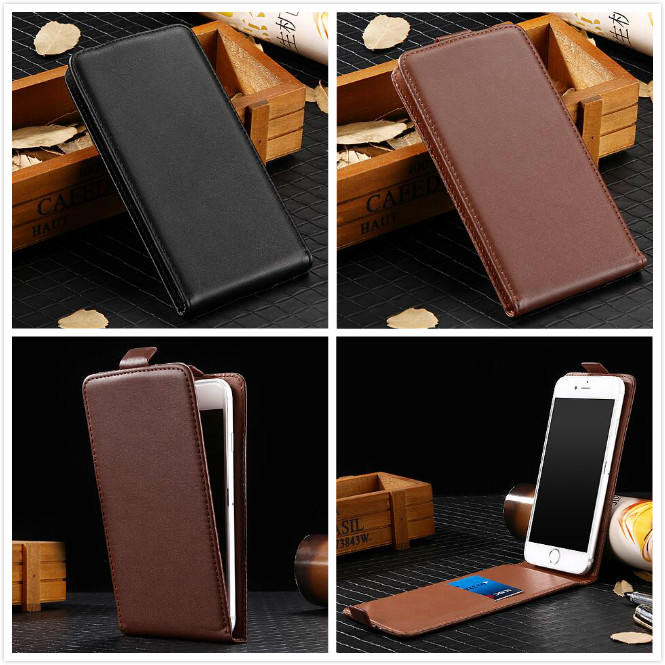 New High Quality phone case for Honor 8 Dual SIM Cases Cover Fundas Mobile Phone Bag Flip Up and Down Case