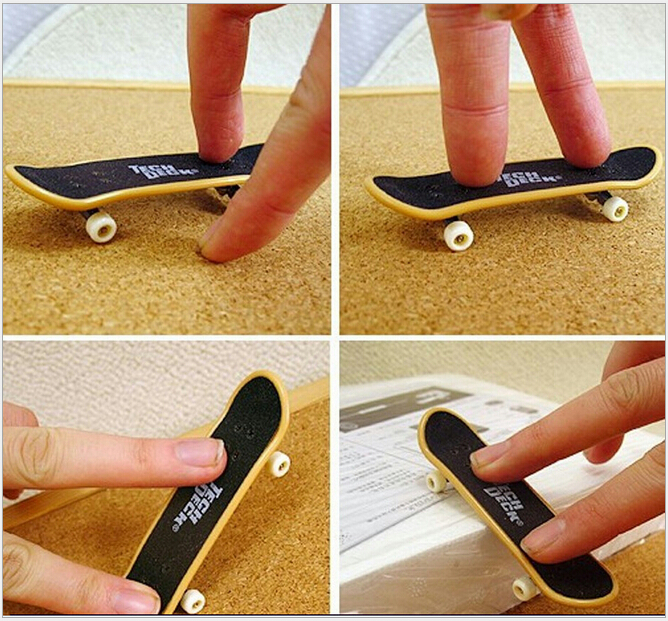 палец скейтборд