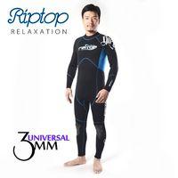 Slinx 3mm neoprenu z długim rękawem sprzęt nurkowy mężczyzna/kobiet kombinezon kombinezon zimowy pływanie surfing nurkowanie full body stroje kąpielowe
