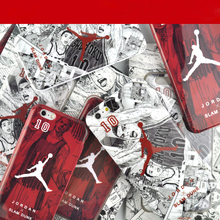Chicago Bulls No.23 Jordan Basketball Soft TPU Case For iPhone 6 6S 6 Plus Jumpman Sports Phone Cases for iphone 6 Accesories