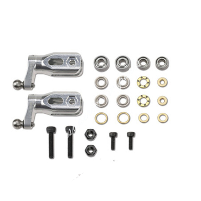 Tarot TL380A16 380 7075 Aluminum Alloy Tail Rotor Seat Set For RC Racing Drone Helicoptor 14MM tail pipe