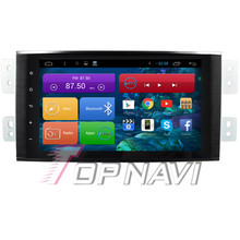 """Top Free Shipping 9"""" Quad Core Android 4.4 Car PC Car GPS for Kia Mohave With Radio Stereo Audio Wifi Bluetooth Map 16GB Flash"""
