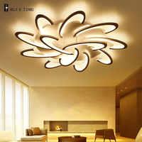 Moderne Acryl Design Decke Lichter Schlafzimmer Wohnzimmer Decke Lampe FÜHRTE Hause Beleuchtung decke licht 110 V 220 V laternen