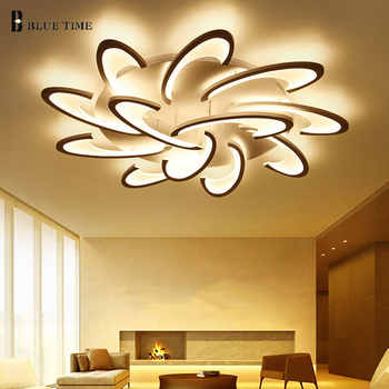 Modern Acrylic Design Ceiling Lights Bedroom Living Room Ceiling Lamp LED Home Lighting ceiling light 110V 220V lanterns - SALE ITEM - Category 🛒 Lights & Lighting