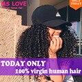 7A Malaysian Virgin Hair With Closure 4pc Rosa Hair Products With Closure Malaysian Kinky Curly Virgin Hair With Closure