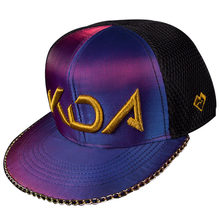 DROP Kapal KDa Akali Cosplay Topi Bisbol Topi Fashion Permainan LOL Hip-Hop Topi Alat Peraga Cosplay(China)