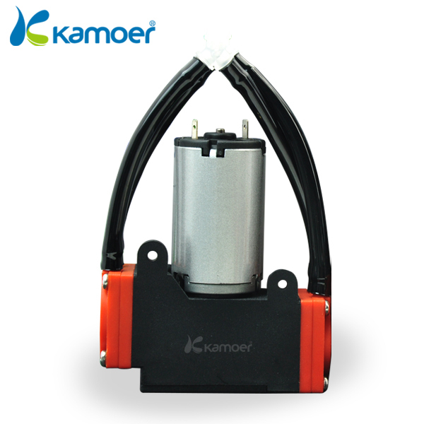 Kamoer KVP8  electric air pump 12V mini vacuum pump micro electric diaphragm vacuum pump with brush motor micro diaphragm vacuum pump with dc motor mini air pump 12v 24v with high nagative pressure vacuum degree r kamoer kvp8 plus