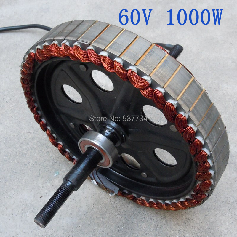 Buy e scooter motor rotor 60v 1000w 10 for Electric motor repair company