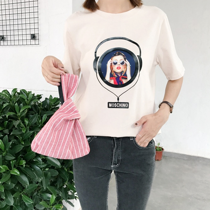 Fashion Women Canvas Wrist Carry Bags Clutch Bag Female Shopping Small Purses And Handbag Luggage Accessories Supplies Organizer