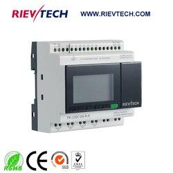 Nuovo MQTT Ethernet PLC, IoT controller, IIoT controller, soluzione ideale per il regolatore a distanza PR-12DC-DA-R-N