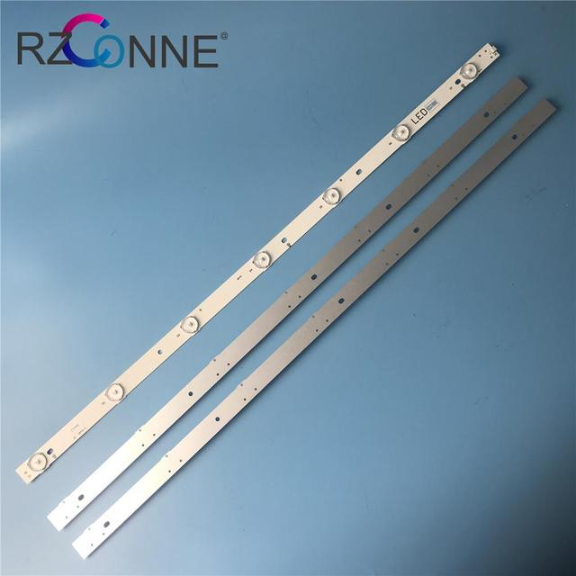 612 Mm 7 Led Backlight Lamp Strip Voor Philips 32tv 32PFT4100 32PHH4100 LB32067 V0_00 TPT315