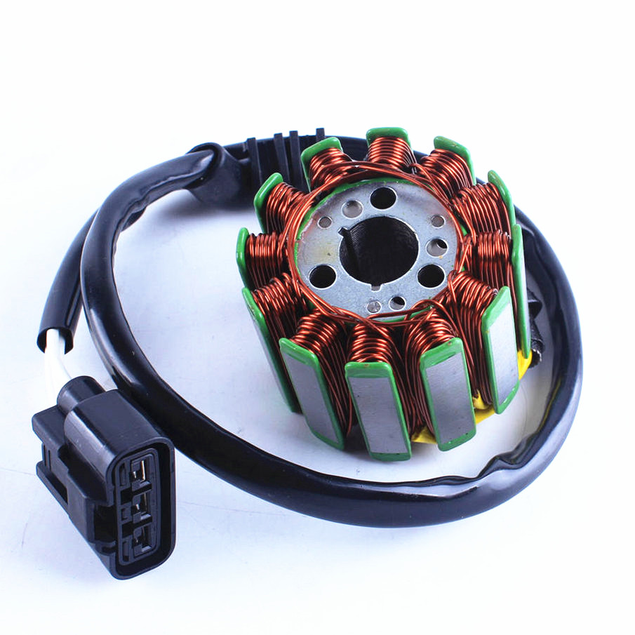 For Yamaha YZF R1 2004 2005 2006 2007 2008 Motorcycle Magneto Generator Alternator Engine Stator Charging Coil