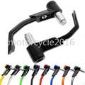 "FXCNC CNC Universal Brake Clutch Lever Protective Guards Bar Ends Motorcycles 7/8"" (22mm) HandleFor Kawasaki/Honda/Suzuki/Yamaha"