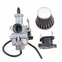 GOOFIT Carburetor for Honda 100cc 125cc 150cc 200cc Dirt Bike ATV Scooter Group-116 стоимость