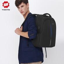Tigernu Splashproof 15.6inch Laptop Backpack – NO Key TSA Anti-Theft Men's Backpack; Travel Teenage Backpack