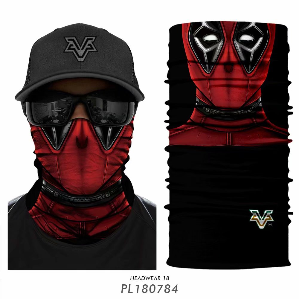 US Navy USN Anchor and Chain Seamless Ski Bandanas Face Mask Neck Gaiter Headwrap Head Scarf Skiing Balaclava