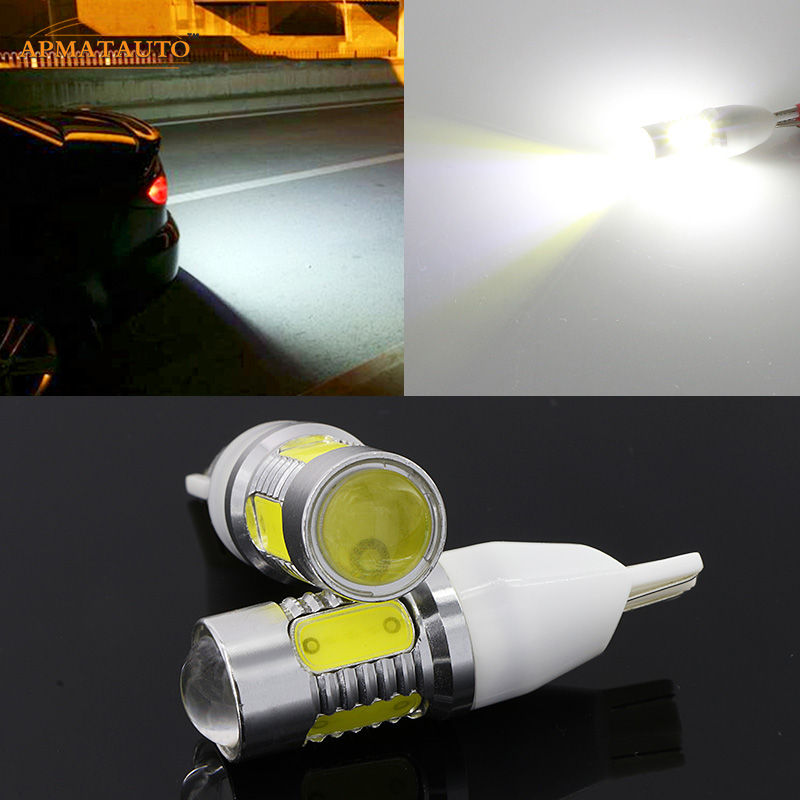 2 x T15 T16 W16W Plasma LED Projector Blub Backup Reverse  Lights For Subaru Forester 2013 -2014  (Legacy not include 2010)  XV window wind deflector visor rain sun guard vent for subaru forester 2013 2014