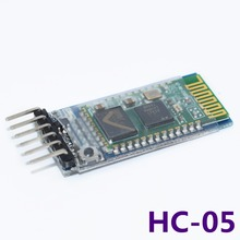 HC05 HC-05 master-slave 6pin JY-MCU anti-reverse, integrated Bluetooth serial pass-through module, wireless serial