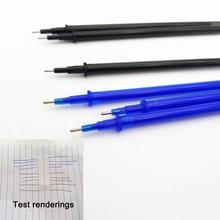 Pen Erasable Refill-Rod School-Stationery Writing-Tool Office-Gel Blue/black Magic 20pcs/Bag