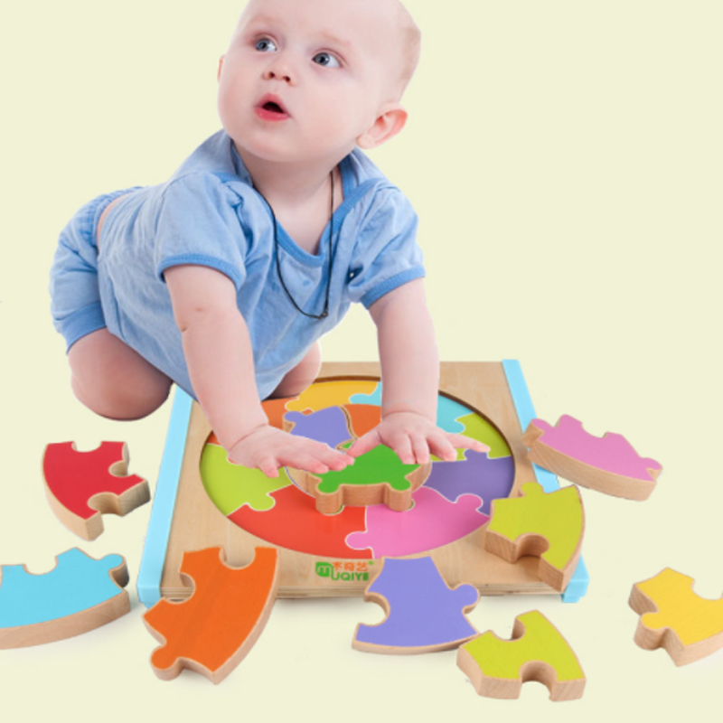 Early Childhood Education Educational Toys Wooden Teaching ...