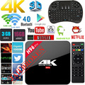 H96 Pro Smart TV Box Android 3/32 GB Amlogic S905X Octa Core IP-TV Caja 2.4G/5.8 GHz Wifi Fully loaded MX superior PRO X96 A95X