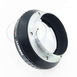 Image 5 - Techart MD LM 카메라 렌즈 링 액세서리가있는 minolta md 렌즈 용 newyi LM EA7 어댑터