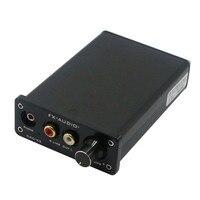 DAC X3 Fiber Coax USB Decoder 24BIT/192 Khz USB DAC Hoofdtelefoon Decoder-in Versterker van Consumentenelektronica op