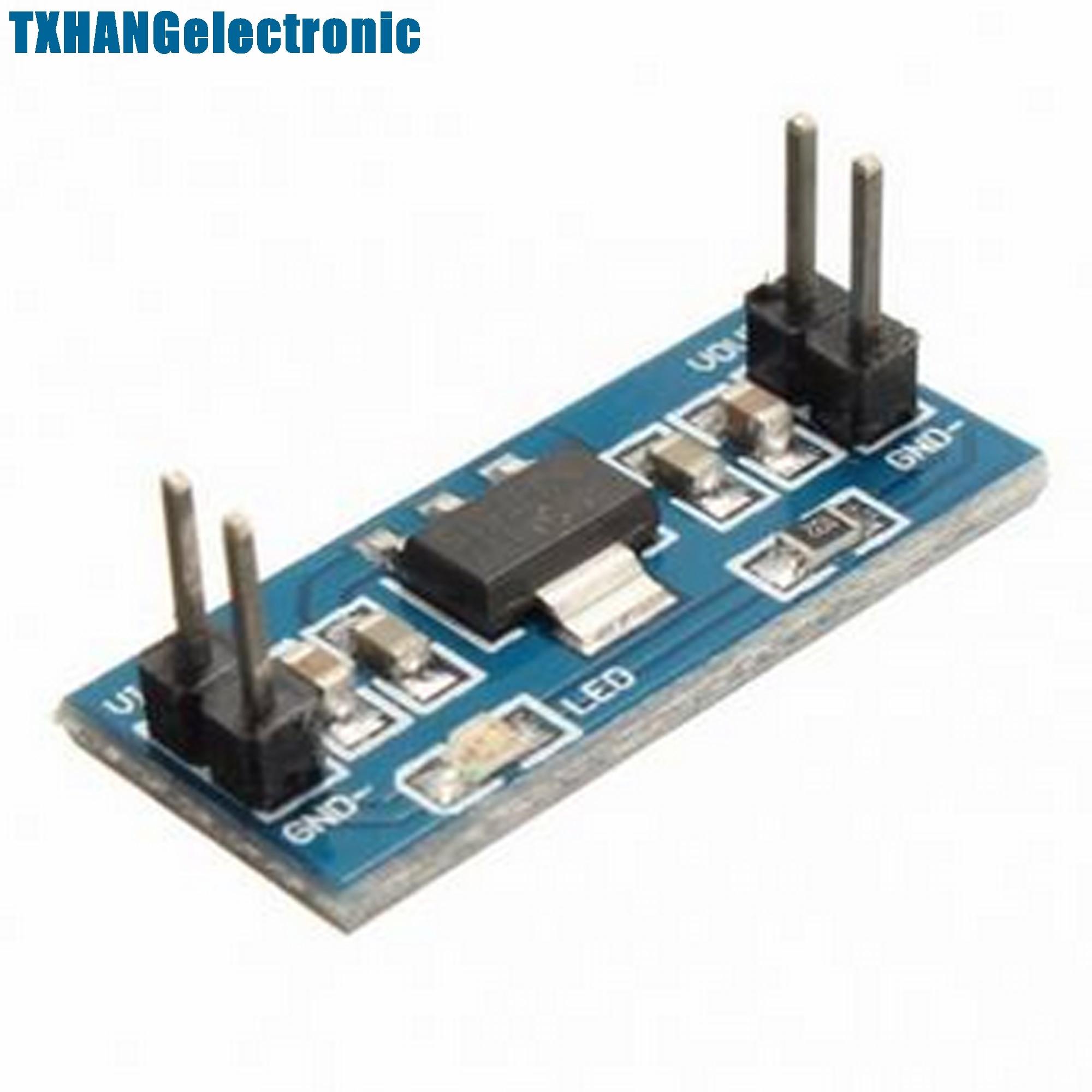 5PCS 6.0V-12V to 5V AMS1117-5.0V Power Supply Module AMS1117-5.0