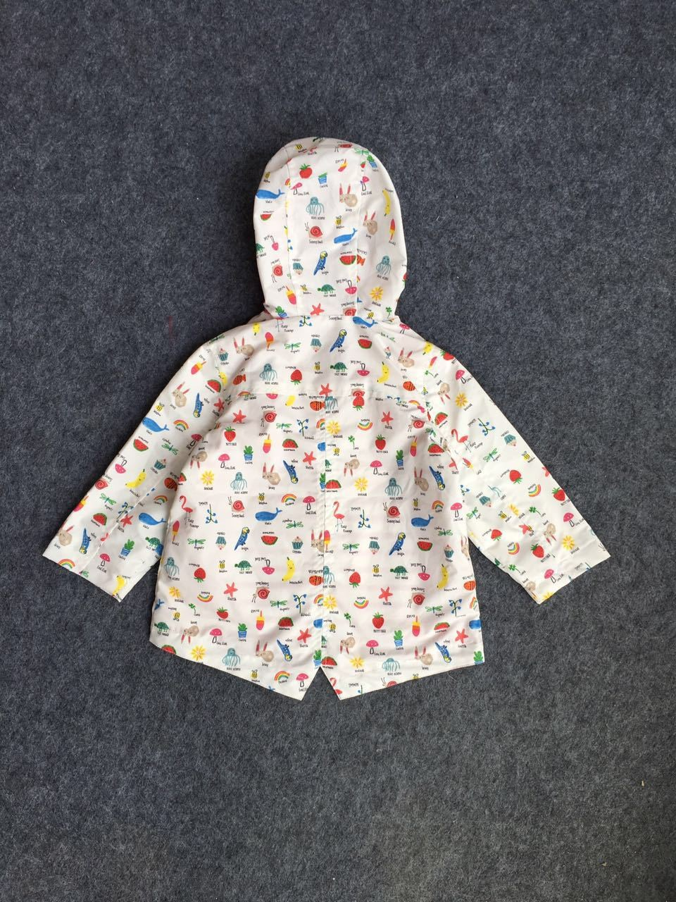 Kids Windbreaker  (1)