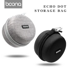 Boona Hard EVA Travel Carry Storage Case Bag Amazon Echo Dot Speaker Case