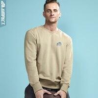 Aimpact 2017 New Autumn Causal Men Sweatshirts Cotton Hoodies Men Pullover Long Sleeve Brand Clothing Skateboard