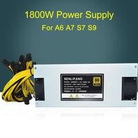 6PIN 18 For A4 A6 S7 S9 T9 E9 D3 L3 S9 G1 G2 1800W Gold