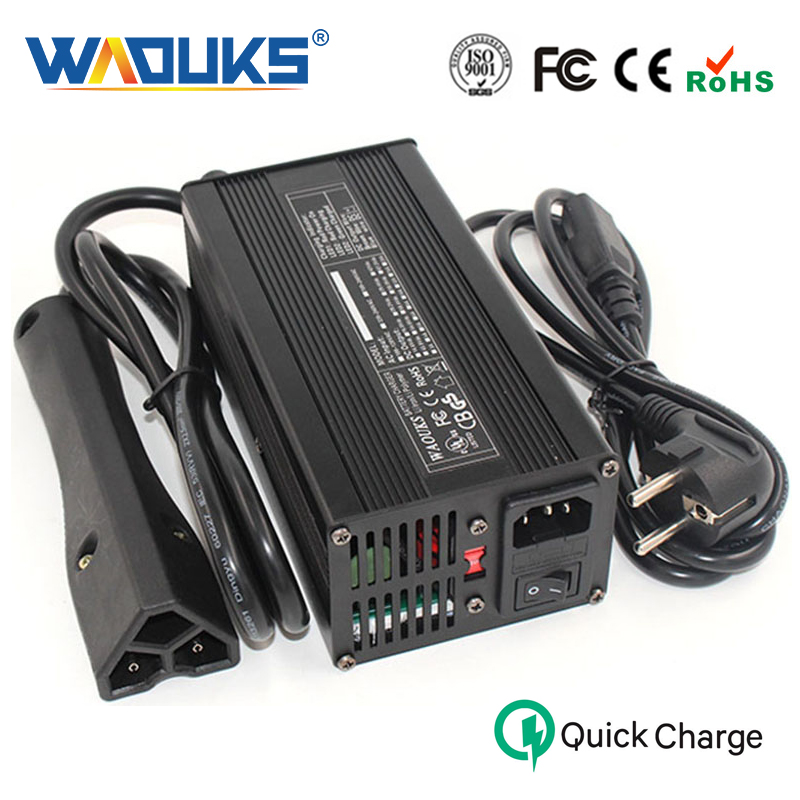 Factory Wholesale lead acid 48V 5A Charger EZGO RXV Golf Cart Charger 48v