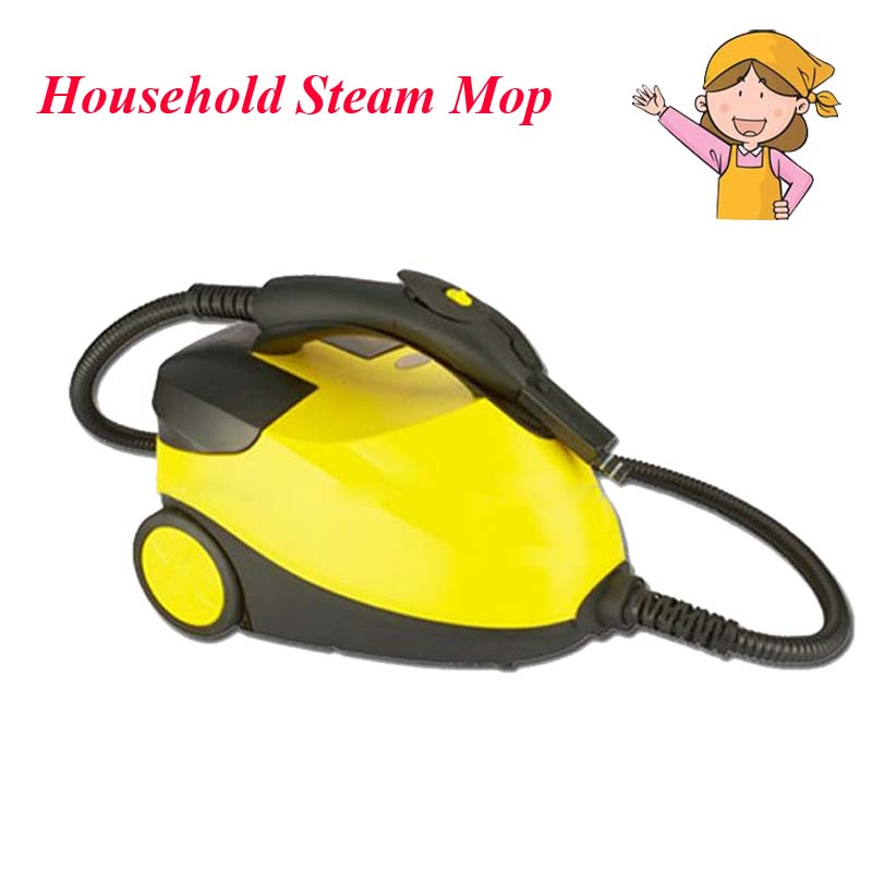 Household Appliance High Temperature Steam Mop Cleaning Machine High Pressure Steam Cleaner for Car, Home 1400w high temperature steam cleaner mop handheld kitchen steam cleaning machine sc1 household steam cleaner