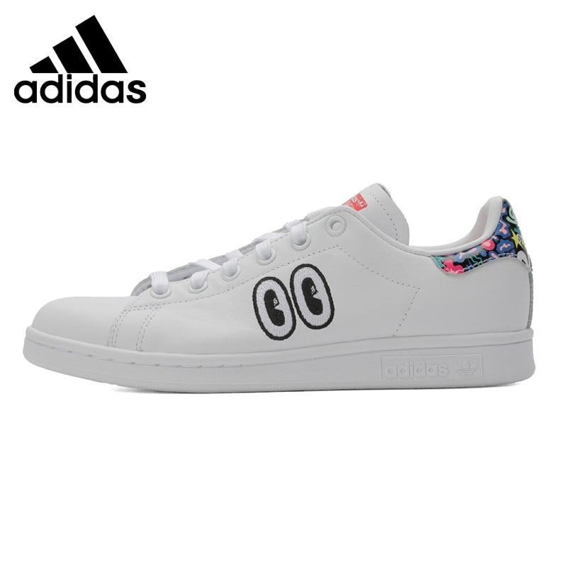Original New Arrival Adidas Originals STAN SMITH W Women's Skateboarding Shoes Sneakers