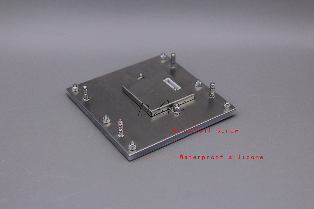 Metalen matrix toetsenbord IP65 waterdicht industrieel toetsenbord op - Computerrandapparatuur - Foto 4
