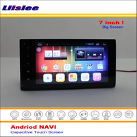Auto Android GPS NAV Sistema di Navigazione Per Toyota Highlander/Kluger 2000 ~ 2007-Radio Audio Stereo Multimedia (No Lettore DVD)